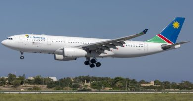 Air Namibia announces cancellation of operations as liquidation looms