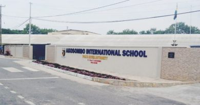 Akosombo International school adopts shift system to stop spread of COVID-19