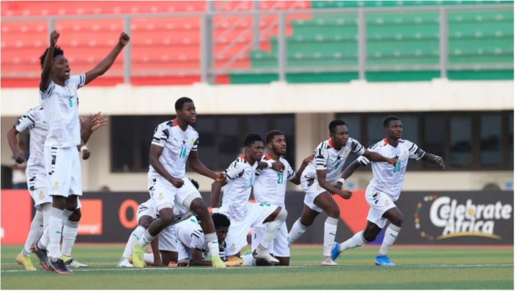 U20 AFCON: Ghana happy to defy penalty hoodoo once again