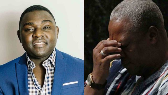 Kevin Taylor on $20k monthly salary from John Mahama – Owusu Bempah alleges
