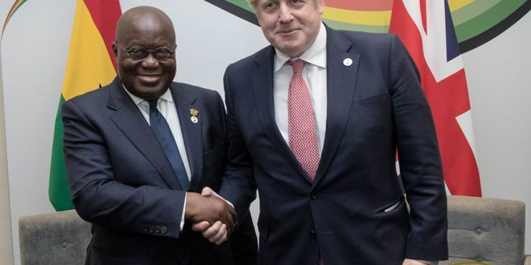 Ghanaian exports to UK still attracting tariffs despite trade agreement