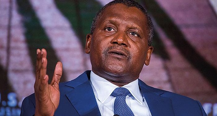 Dangote urges Nigerian government to allow licensed refineries import petrol