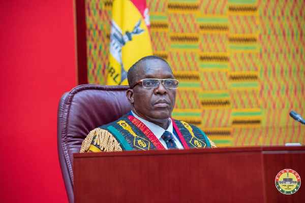 Budget 2021: Speaker Bagbin gets set for a showdown with Akufo-Addo