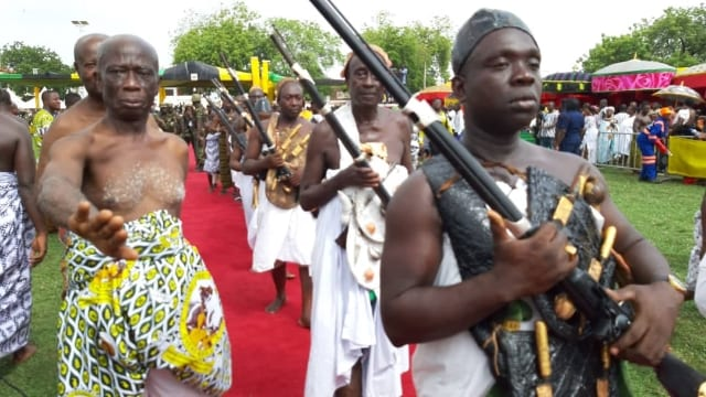 One shot dead at Kasoa-Nyanyano over chieftaincy installation