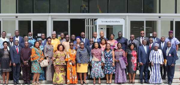 Ministry holds Orientation for Ghana's Ambassadors and High Commissioners-designate