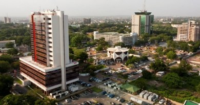 Accra ranked 10th Wealthiest African City