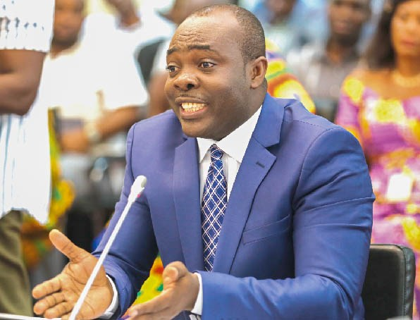 Image result for Ghana spent $4.5m on AFCON 2019 - Sports Minister