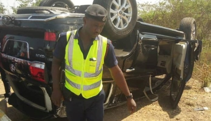 Fire Service Officer, two other mourners perish in gory Accident