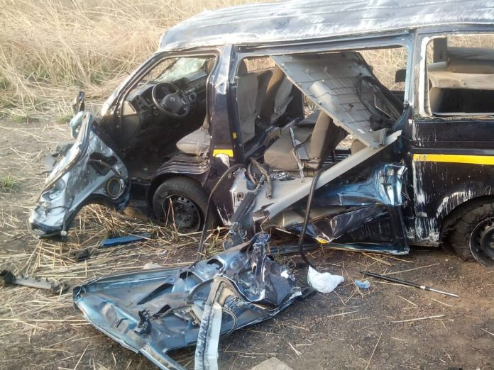 BREAKING: Five DEAD in GORY accident at Gomoa Adam
