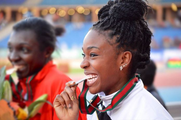 """""""Stop Expecting Medals From Athletes And Invest In Grassroots Athletics"""": Nadia Eke implores government"""