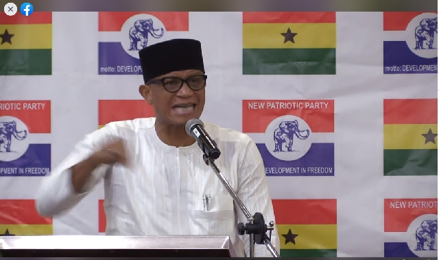 Ghana: Mustapha Hamid Takes Over National Petroleum Authority As New CEO