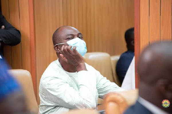 Ken Agyapong goes 'MAD' as 'smart' young man DUPES him $7 million