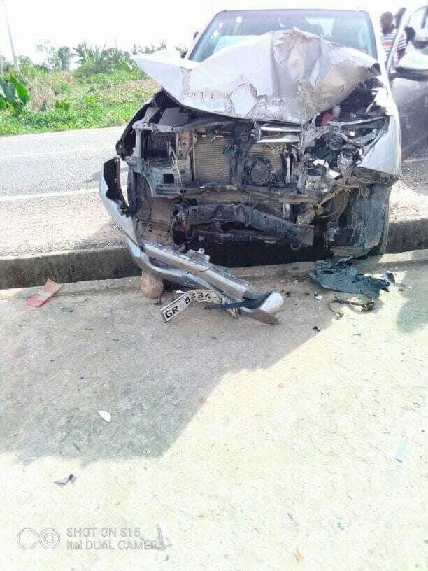 Eight feared dead in Afigya Kwabre accident