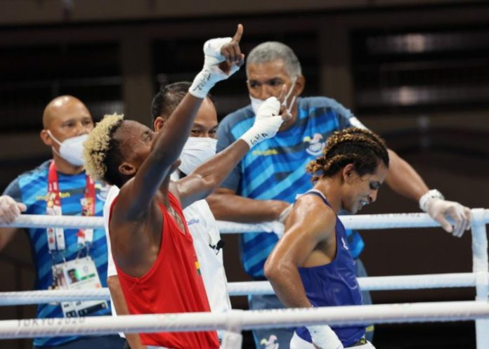 Tokyo 2020: Samuel Takyi advances to Quarterfinals after gritty display