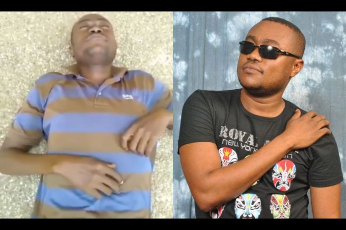Video Of Legendary Producer Sugar Tone In a Deplorable State Surfaces Online (WATCH)