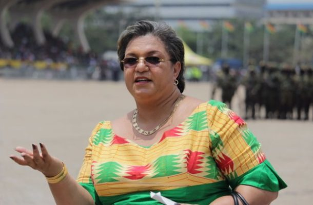 Recognize women in order to develop to the fullest – Hanna Tetteh to Africa