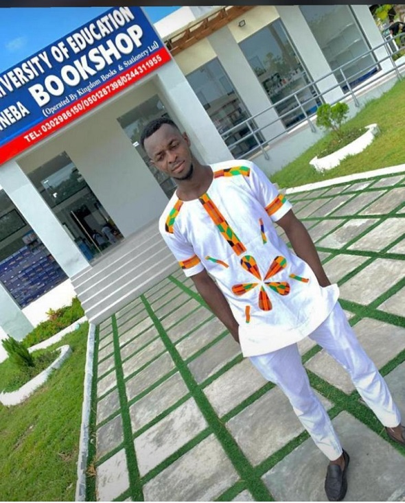 UEW: Student DIES after breaking his neck while jubilating