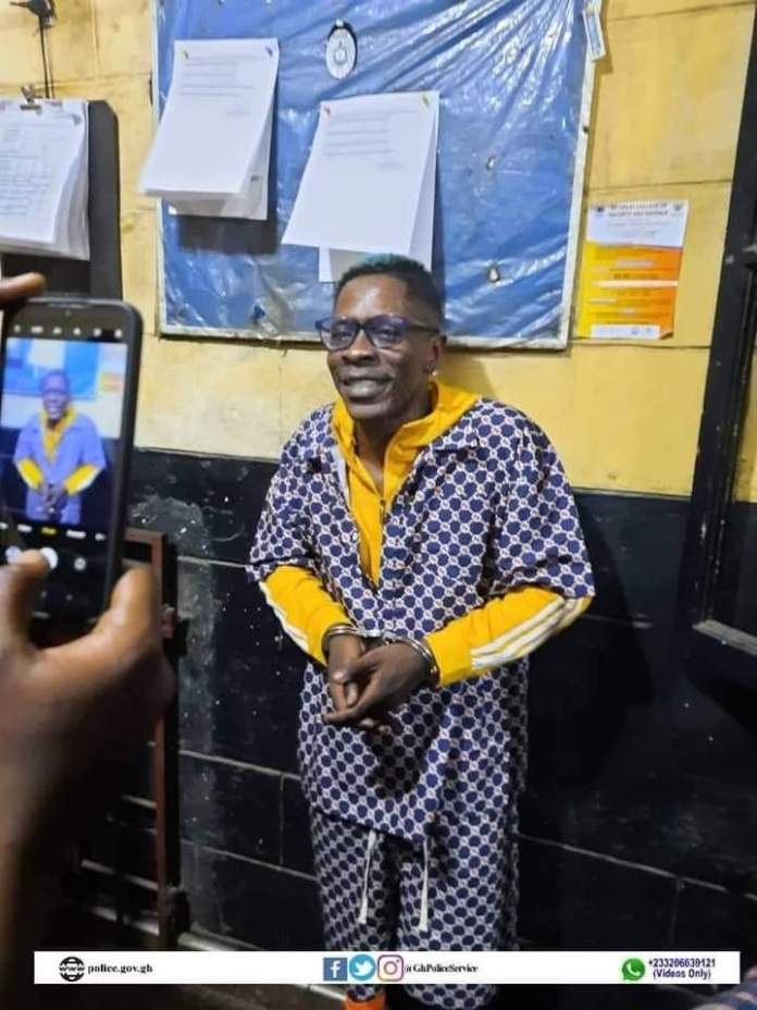 Release Shatta Wale and apologise to him completely! – Aggrieved Youth club tells IGP