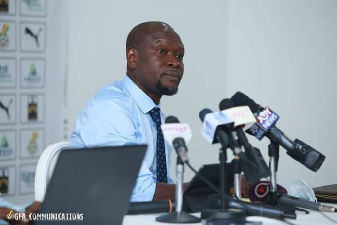Black Stars: GFA writes to Sports Ministry to pay CK Akonnr's $50k compensation package