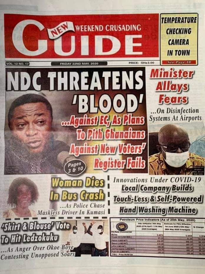 New Crusading Guide