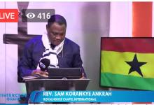Rev Sam Korankye Ankrah's