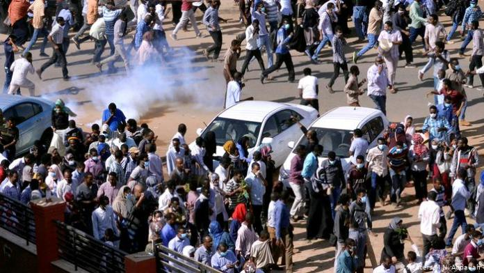 Thousands March For Reforms In Sudan