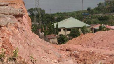 Parts of Ghana experience horrifying earth tremor
