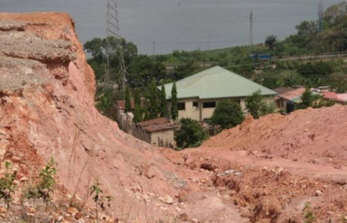 Parts of Ghana experience horrifying earth tremor