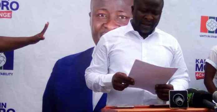 Disqualified Fanteakwa North NPP Parliamentary Aspirant Goes Independent