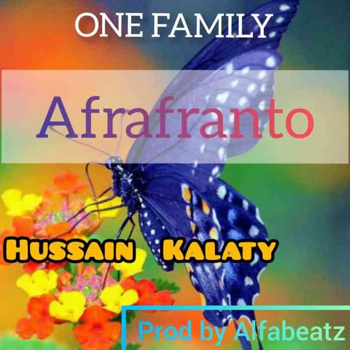 Hussain Kalaty - Afrafranto (Prod. By Alfabeatz)