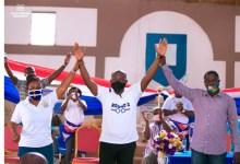 Ofoase Ayirebi NPP Delegates Endorse Oppong-Nkrumah