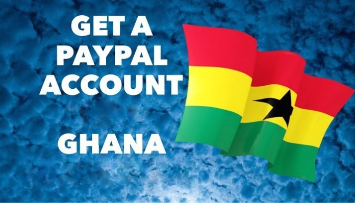 Simple Steps To Create PayPal Account In Ghana