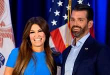 Kimberly Guilfoyle, Donald Trump Jr's Girlfriend, Tests Positive For Coronavirus