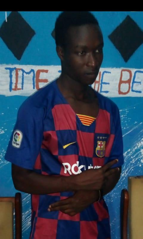 Mantaba Sampson Amoateng Amofa
