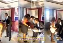 Oh My God!; Ghanaian Pastor Shaves The Private Parts Of Female Church Members For Spiritual Direction.