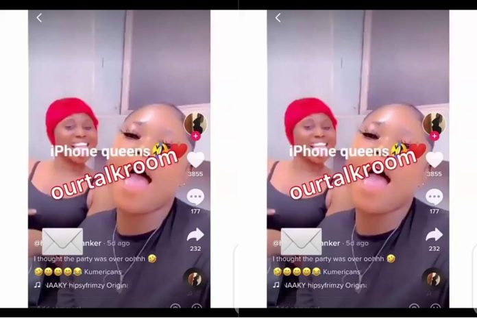 (VIDEO): Don't come closer to us, if you don't have iPhone – Up coming Ashaw0s warn guys