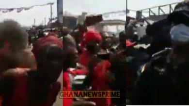 Ashaiman NDC Supporters