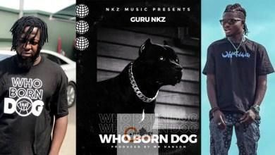 "Guru releases diss song for Kuami Eugene Entitled ""Who Born Dog"""