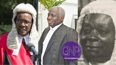 Tsatsu Was Inspired By Frederick Apaloo Who Was Chief Justice For Ghana/Kenya