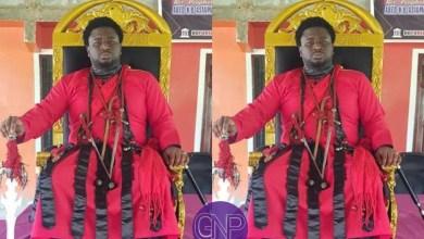 A Ghanaian Musician is married to a demi-god – Prophet Ajagurajah