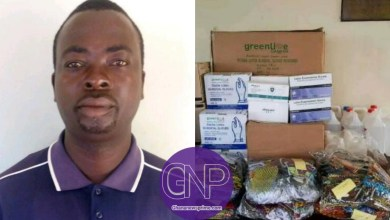 GNP: Asutifi North MP, Hon. Patrick Bannor Donates 1000 School Uniforms And PPEs To Schools In His Constituency