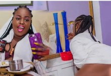 """""""I Was Chopped By Popular Ghanaian Musician For Gh40"""" - Queen Peezy"""