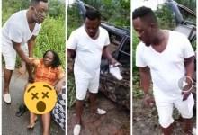 Prophet Nigel Gaisie Meets Fresh Accident