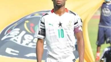 Afriyie name makes history against Uganda national teams