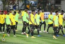 Black Stars Of Ghana Defeated Division Two Side Star Makers FC 2-1 In A Warmup Game