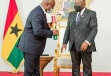 Nana Addo Appoints Osei Kyei-Mensah-Bonsu As 'Caretaker Finance Minister'