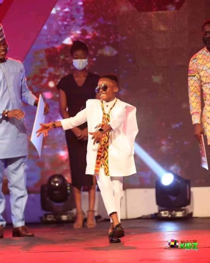 Winner of TV3's Talented Kidz Season 12, Akwadaa Nyame (Photos)