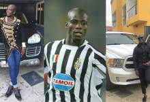 Take a look at Stephen Appiah's luxurious cars and mansion.