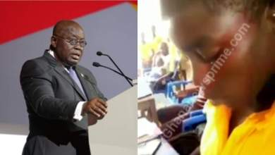 """""""Vote For Me, I Will Not Promise and Fail Like Nana Akufo Addo"""" -School Prefect Aspirant Boldly Says In Manifesto, Video Goes Viral"""