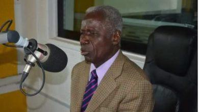 Brigadier Joseph Nunoo-Mensah